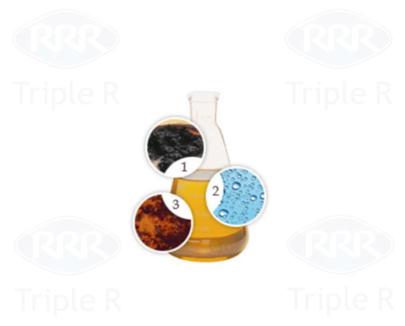 ครื่องกรองน้ำมันแบบ Bypass ทริปเปิล อาร์ มีหลักการไหลตามแกน โดยที่น้ำมันต้องไหลผ่านไส้กรองซึ่งมีความหนา 114  มิลลิเมตร  แตกต่างจากความหนา 1-2 มิลลิเมตร ของไส้กรองแบบเดิมทั่วไป และผลิตโดยเซลลูโลสแบบพิเศษช่วยในการดูดซับน้ำและสารตกค้าง ที่เกิดจากปฏิกิริยาออกซิเดชั่น