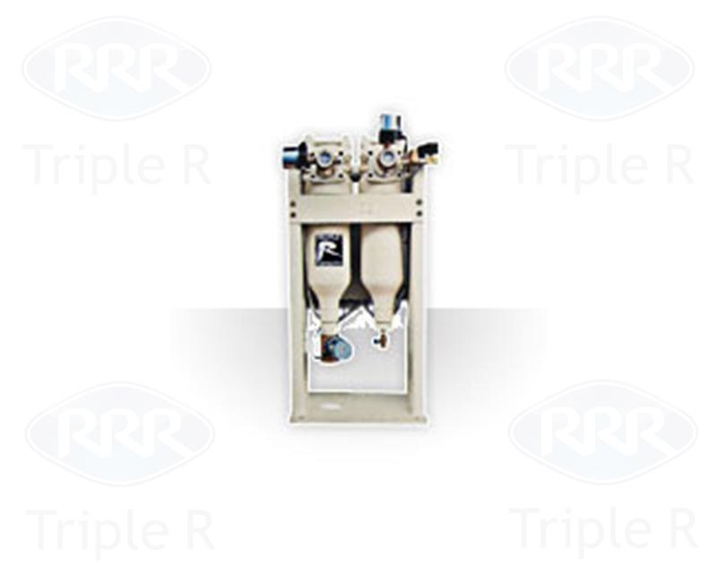 เครื่องแบบ Self-Cleaning สำหรับกรองของเหลว ประเภทน้ำและน้ำมัน